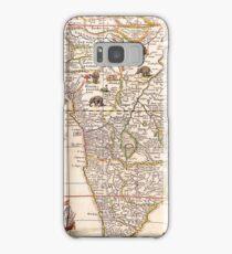 Vintage 17th Century Map of Africa Samsung Galaxy Case/Skin