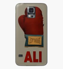 Ali Boxing Glove for Peace Poster Case/Skin for Samsung Galaxy