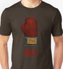 Ali Boxing Glove for Peace Poster Unisex T-Shirt