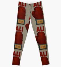 Ali Boxing Glove for Peace Poster Leggings