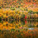 Fall in Vermont by Janet Fikar