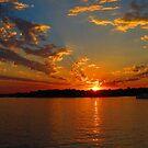 Sky Sun and Earth by Alex Call