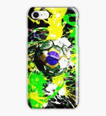 football Brazil iPhone Case/Skin