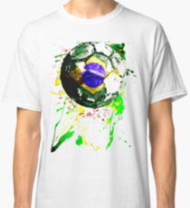 football Brazil Classic T-Shirt