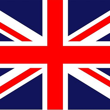 Flag of Great Britain - Union Jack by melliott15