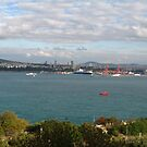 Across the Bosphorus by Maria1606