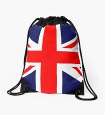 Flag of Great Britain - Union Jack Drawstring Bag