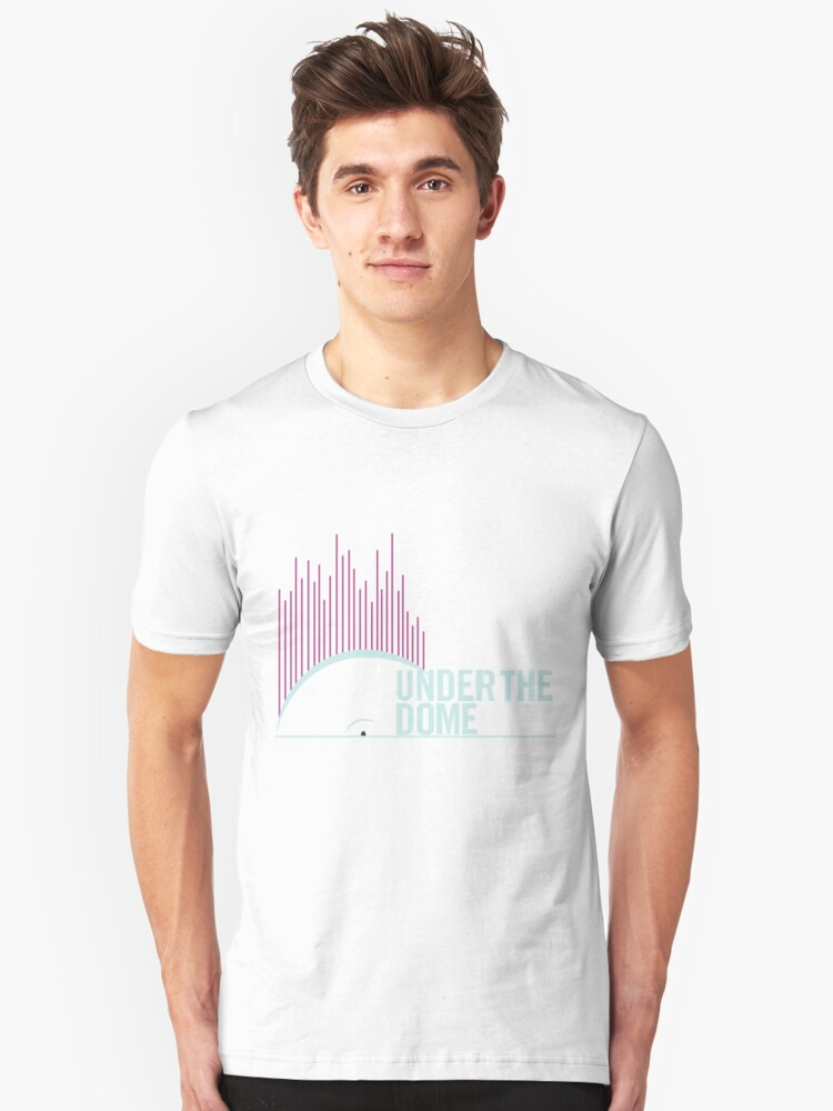 Under The Dome Unisex T-Shirt Front