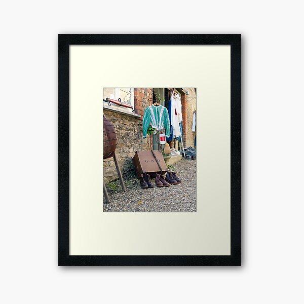 Lacock 2013 No. 4 Framed Art Print