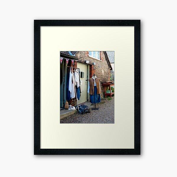 Lacock 2013, No. 5 Framed Art Print