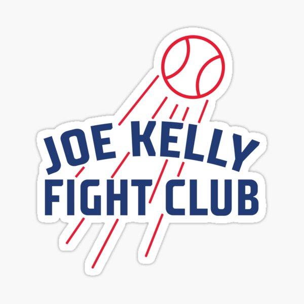 Joe Kelly Fight Club Sticker