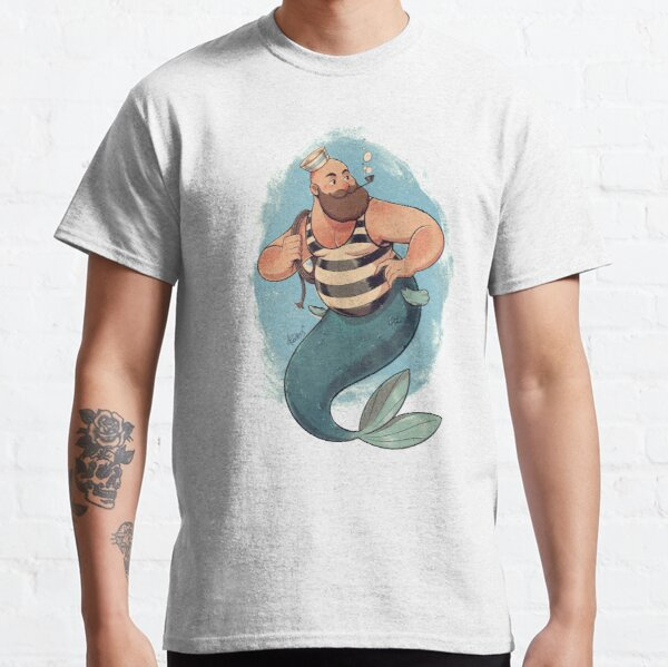 The striped sailor Classic T-Shirt
