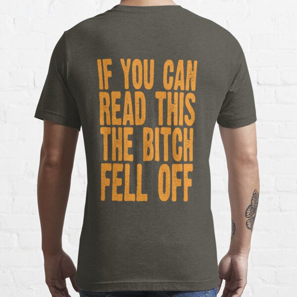 If you can read this Essential T-Shirt