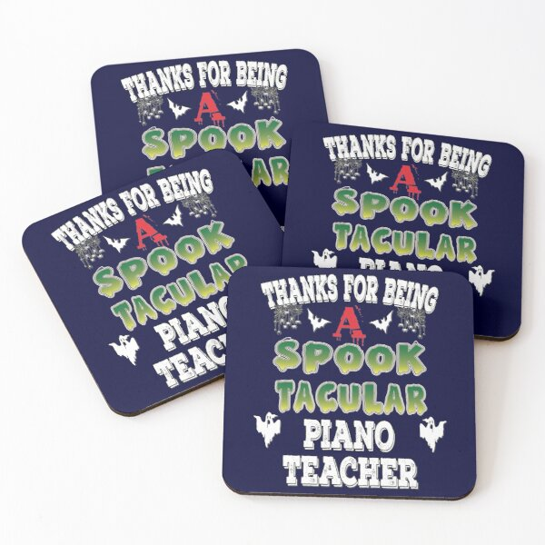 Piano Teacher Halloween Ideas Gifts Merchandise Redbubble