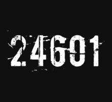 24601 | Unisex T-Shirt
