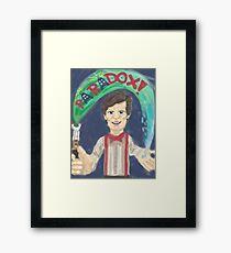 Paradox! Framed Print