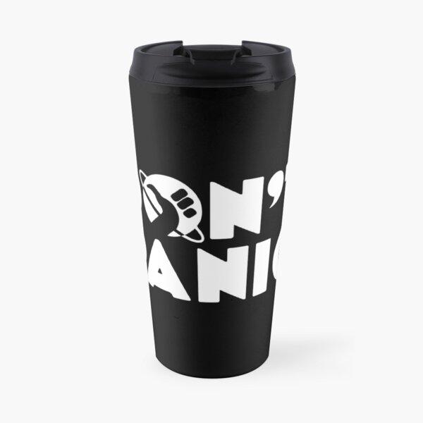 Dont Panic Travel Mug