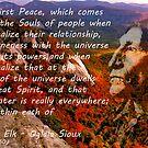 Black Elk Speaks by Miles Moody