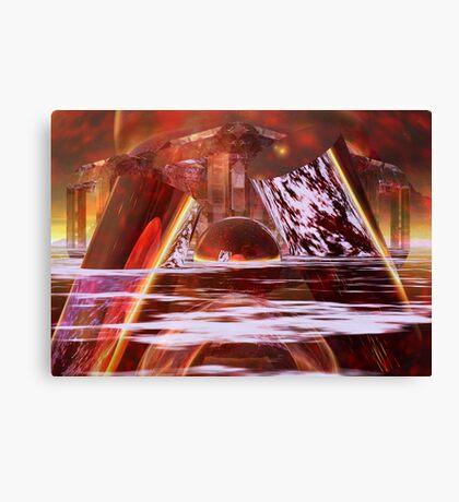 Atmosphères Canvas Print