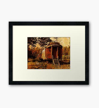 Charitable Views Framed Print
