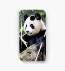 Chop Sticks - Funi   - Adelaide Zoo's Female Panda Samsung Galaxy Case/Skin