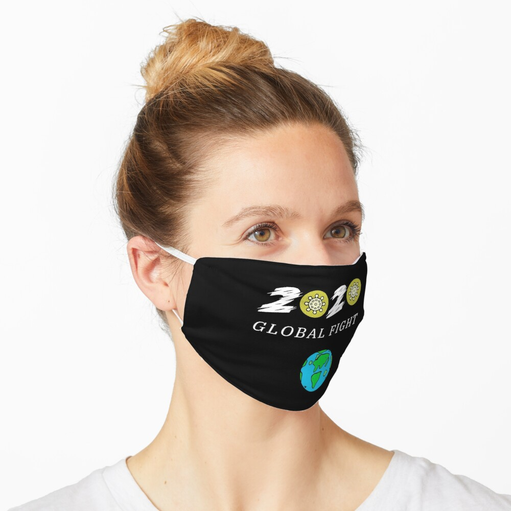 Covid T-shirt and Accessories Mask