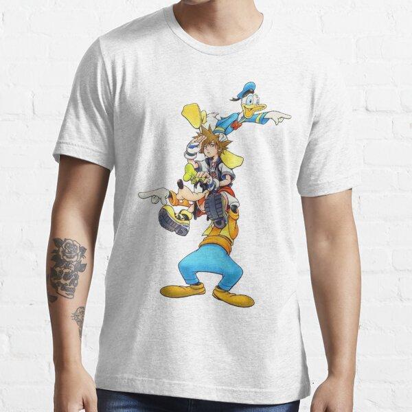 Kingdom Hearts: où maintenant? T-shirt essentiel