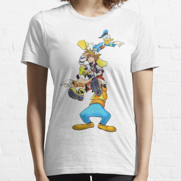 Kingdom Hearts: Where To Now? Essential T-Shirt