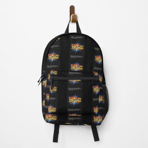 Cat To The Future Backpack