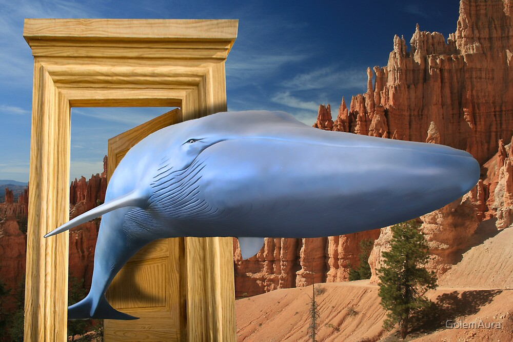 Ad Hoc Leviathan by GolemAura