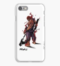 Evil Ryu Iphone Case - Street Fighter iPhone Case/Skin