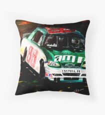 Driven - Dale Earnhardt Jr Throw Pillow