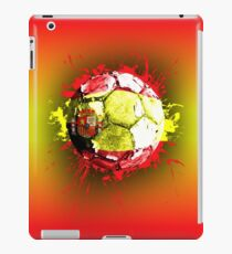 football spain iPad Case/Skin