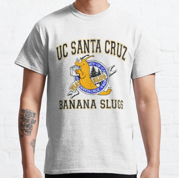 Vincent Vega - Pulp Fiction - Limaces de banane UC Santa Cruz T-shirt classique