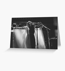 Chelsea Wolfe 1  Greeting Card