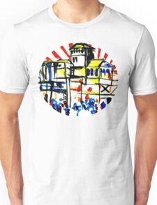 Japan and the flag  Unisex T-Shirt
