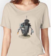 Fancy Butler Claptrap bot Women's Relaxed Fit T-Shirt