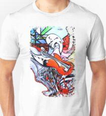 Musical madness (original) Unisex T-Shirt
