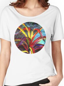 spider plant Women's Relaxed Fit T-Shirt