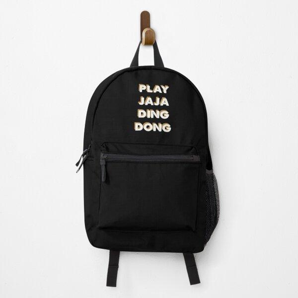 Play Jaja Ding Dong Retro Backpack