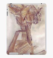 Cardboard tower iPad Case/Skin