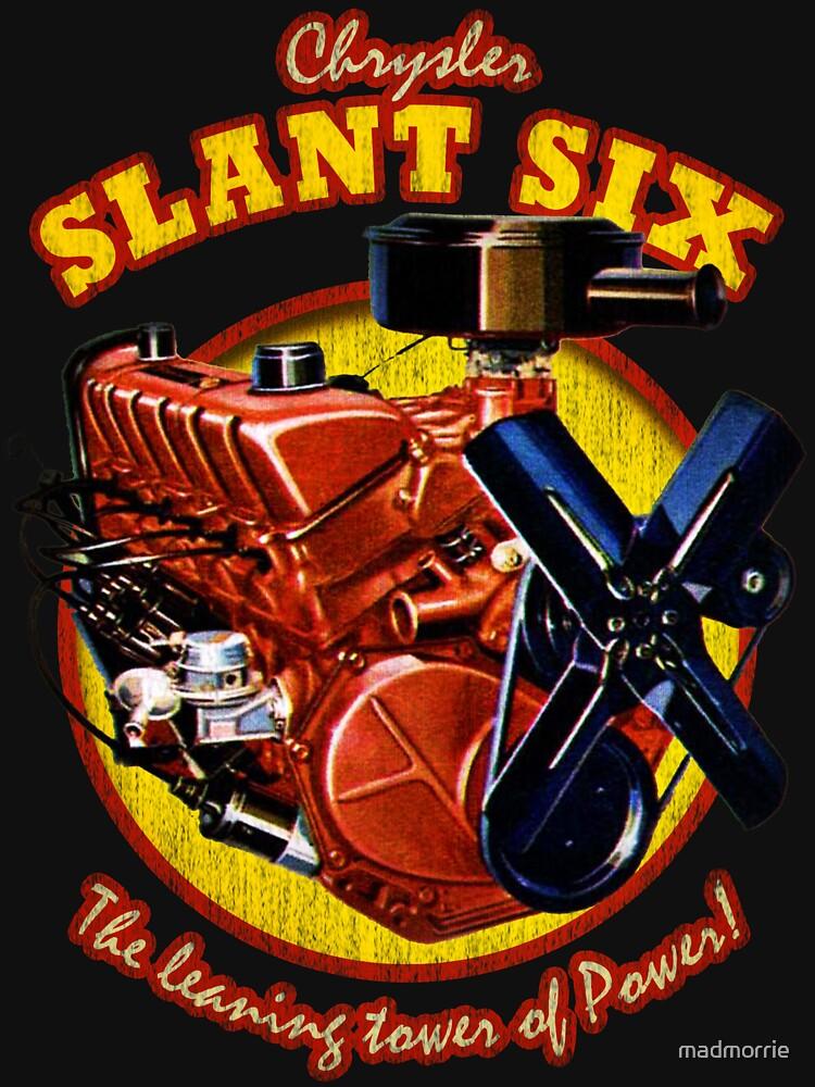 Slant 6 | Unisex T-Shirt