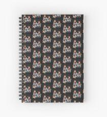 Daily Bumps  Spiral Notebook