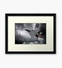 Eagle Power Framed Print
