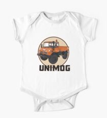UNIMOG One Piece - Short Sleeve