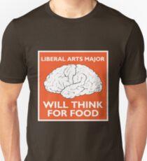 Liberal Arts Major Unisex T-Shirt