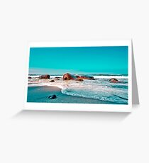 Baltic Beach Greeting Card