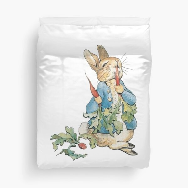 Peter Rabbit, Beatrix Potter Duvet Cover