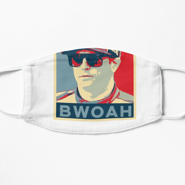 Kimi Raikkonen - BWOAH! Mask