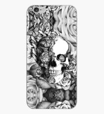 Ladybug Rose skull.  iPhone-Hülle & Cover